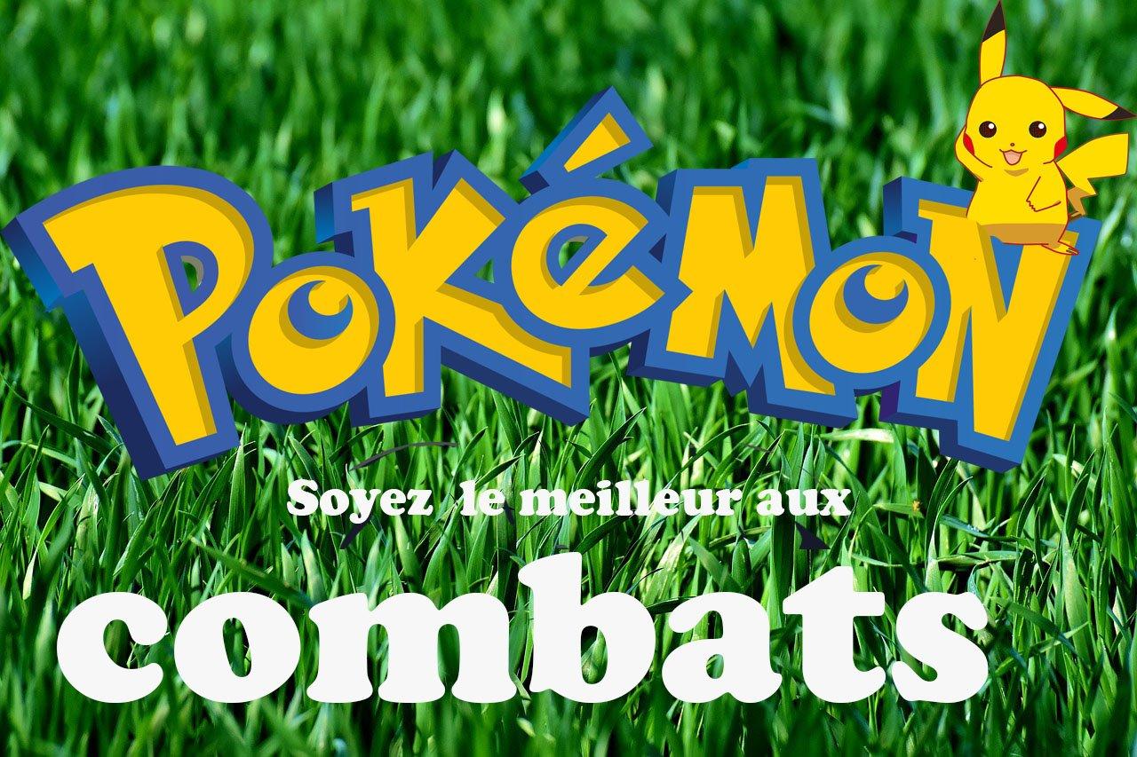Pokémons et  combats